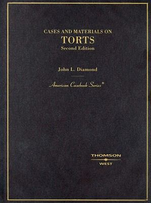 Cases and Materials on Torts 9780314154101