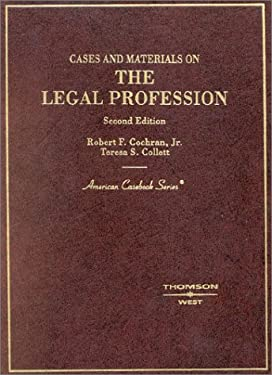 Cases and Materials on the Legal Profession 9780314143914
