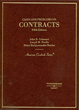 Cases and Problems on Contracts 9780314166616