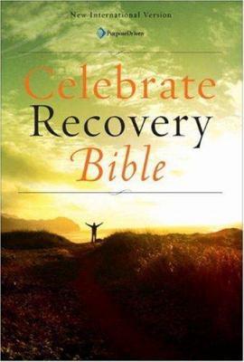 Celebrate Recovery Bible-NIV 9780310938101
