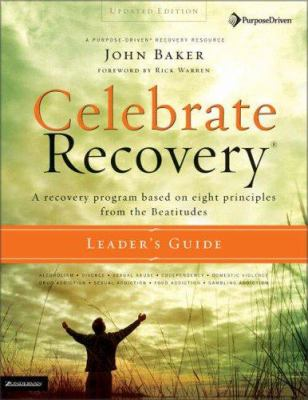 Celebrate Recovery Leaders GD Updated 9780310268338