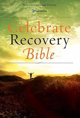 Celebrate Recovery Bibl-NIV-Large Print 9780310948841