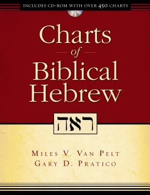 Charts of Biblical Hebrew [With CDROM] 9780310275091