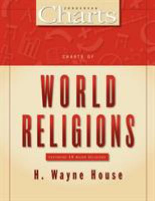 Charts of World Religions 9780310204954