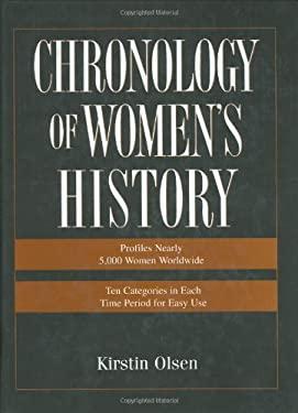 Chronology of Women's History 9780313288036