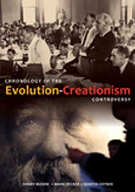 Chronology of the Evolution-Creationism Controversy 9780313362873
