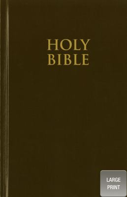 Church Bible-NIV-Large Print 9780310435259