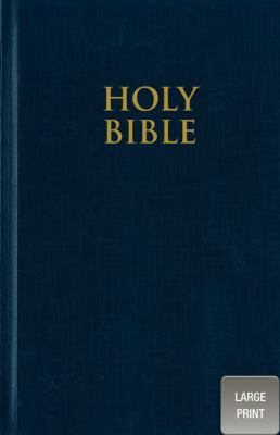 Church Bible-NIV-Large Print 9780310435266