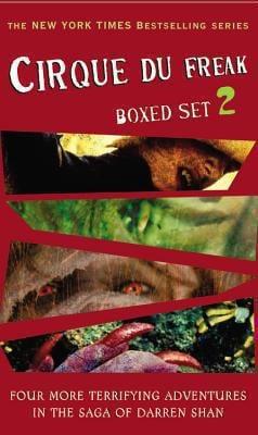 Cirque Du Freak Boxed Set #2 9780316016841