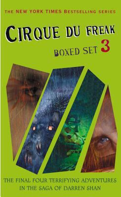 Cirque Du Freak Boxed Set #3 9780316066976