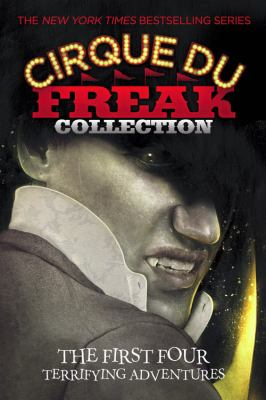 Cirque Du Freak Collection 9780316125307