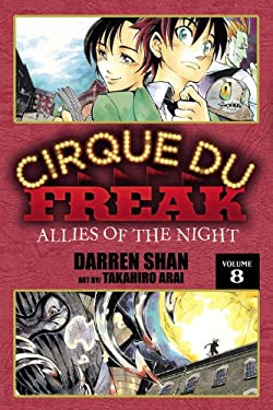 Cirque Du Freak Manga, Vol. 8 9780316176088