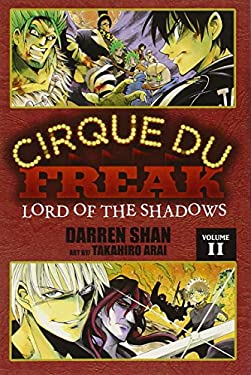 Cirque Du Freak, Volume 2: Lord of the Shadows 9780316182843