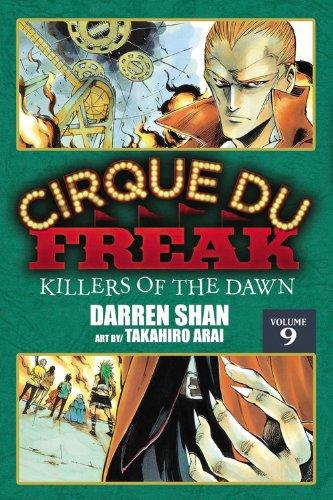 Cirque Du Freak: The Manga, Vol. 9: Killers of the Dawn 9780316176064