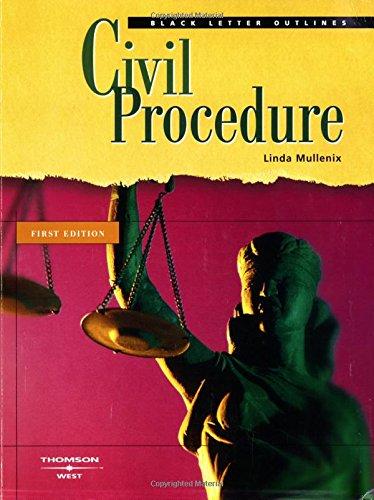 Civil Procedure 9780314156280