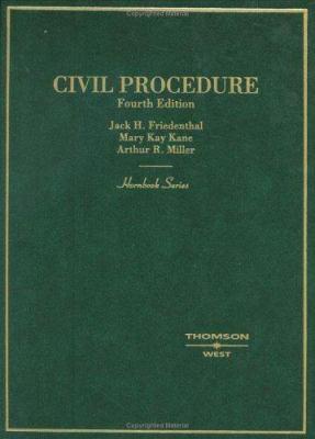 Civil Procedure 9780314156112