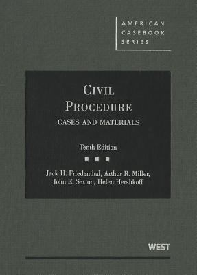 Civil Procedure: Cases and Materials