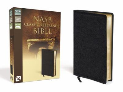 Classic Reference Bible-NASB 9780310931294