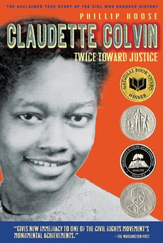 Claudette Colvin: Twice Toward Justice 9780312661052