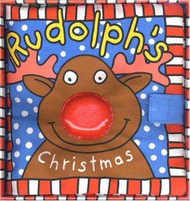 Cloth Book: Rudolph's Christmas 9780312493325