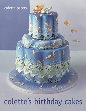 Colette's Birthday Cakes 9780316702744