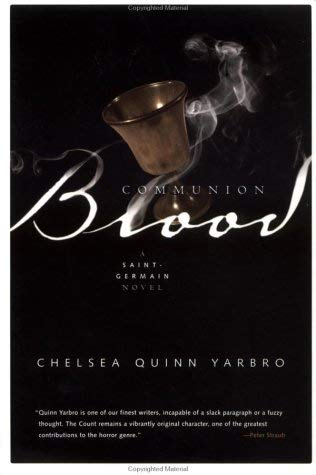 Communion Blood: A Saint-Germain Novel 9780312867942