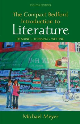 Compact Bedford Introduction to Literature 9780312474119