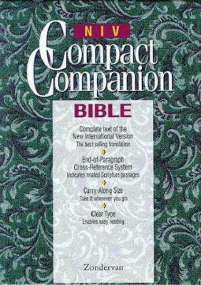 Compact Companion Bible 9780310923787