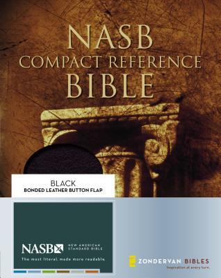 Compact Reference Bible-NASB-Snap Flap 9780310921431