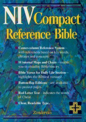 Compact Reference Bible-NIV 9780310908067
