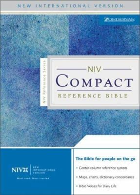 Compact Reference Bible-NIV 9780310908081
