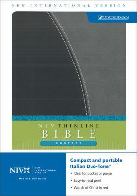 Compact Thinline Bible-NIV 9780310932321