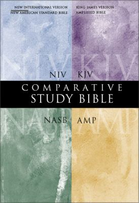 Comparative Study Bible-PR-KJV/NIV/NASB/AM