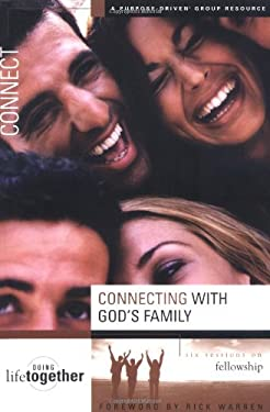 Connecting with God's Family: Six Sessions on Fellowship 9780310246732