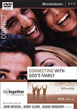 Connecting with God's Family: Six Sessions on Fellowship 9780310250050