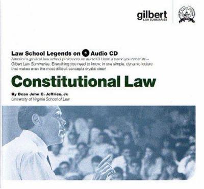 Constitutional Law 9780314160829