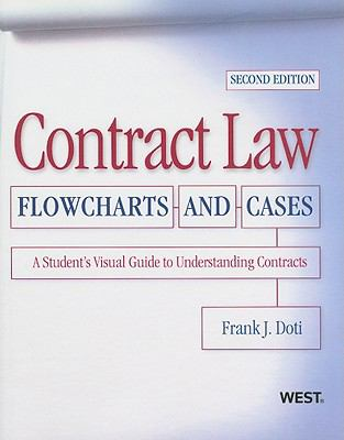 Contract Law: Flowcharts and Cases: A Student's Visual Guide to Understanding Contracts 9780314204516