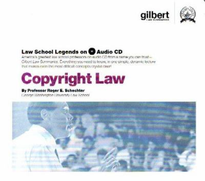 Copyright Law [With CDROM] 9780314160867