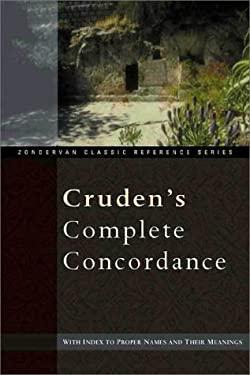 Cruden's Complete Concordance 9780310229100