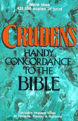 Cruden's Handy Concordance 9780310229117