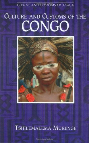 Culture and Customs of the Congo 9780313314858