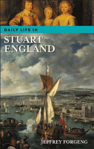 Daily Life in Stuart England 9780313324505