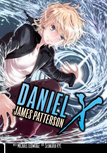 Daniel X: The Manga, Volume 1 9780316077644
