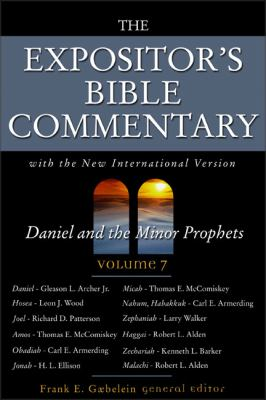 Daniel and the Minor Prophets: Volume 7 9780310364900