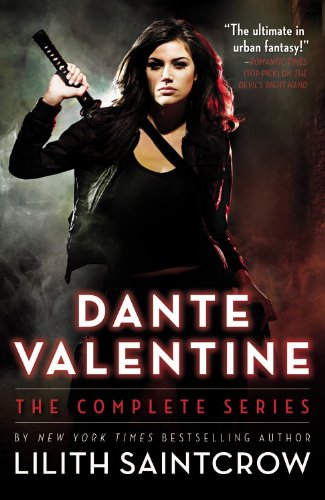 Dante Valentine: The Complete Series 9780316101967