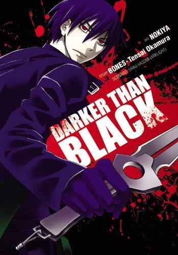 Darker Than Black 9780316073301