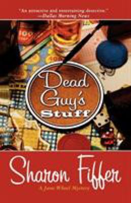Dead Guy's Stuff: A Jane Wheel Mystery 9780312646257