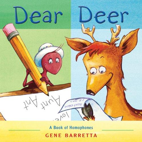 Dear Deer : A Book of Homophones