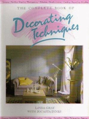 Decorating Techniques 9780316874823