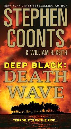 Deep Black: Death Wave 9780312375492